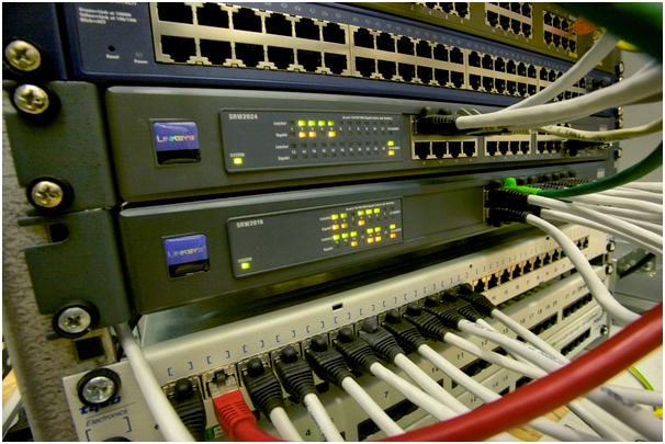 Configuración de infraestructuras de sistemas de telecomunicaciones - TelecoBosco
