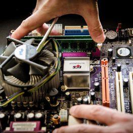 Sistemas informáticos y redes locales - Telecobosco